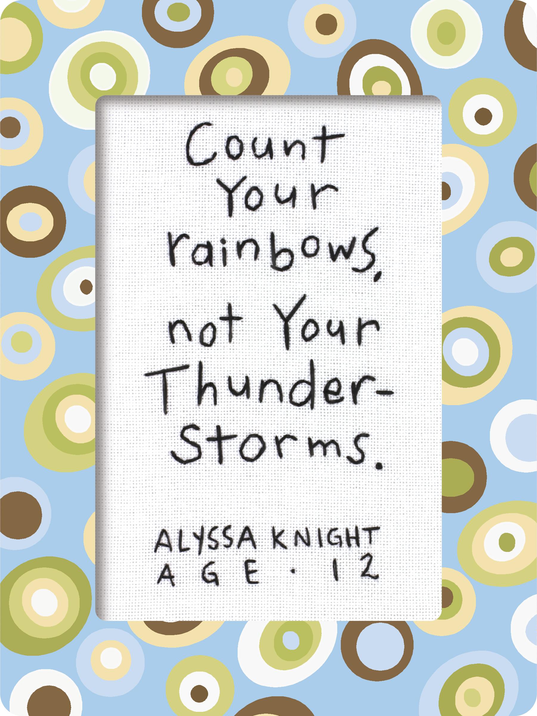 Stitching quote #2