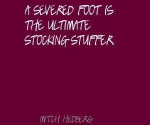 Stocking quote #1