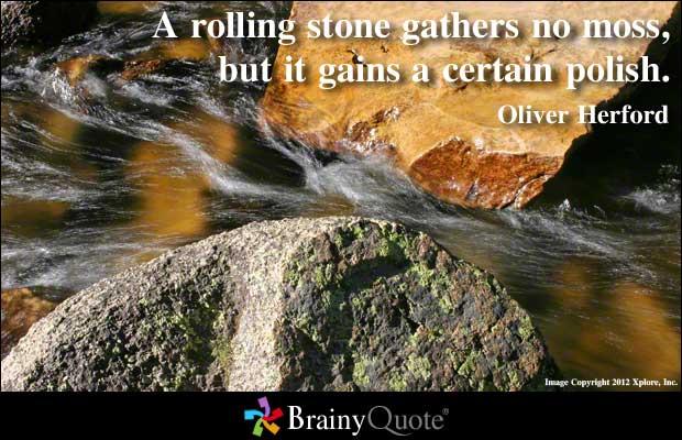 Stones quote #5