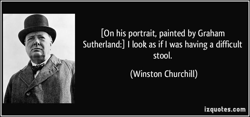 Stool quote #2