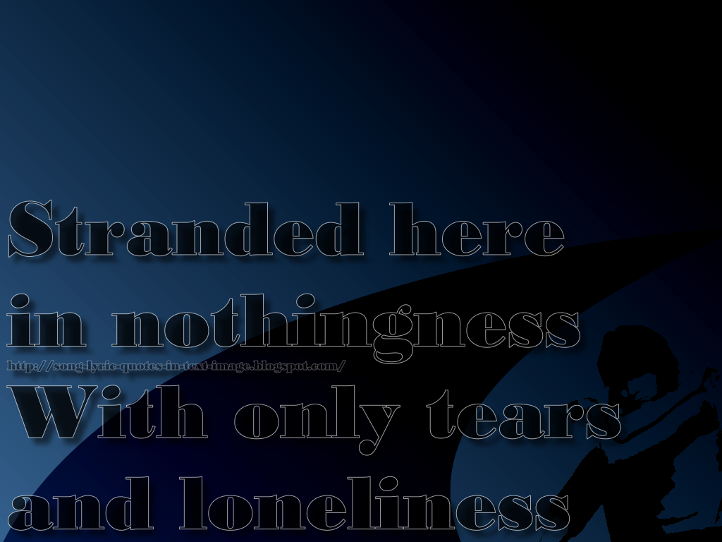Stranded quote #2