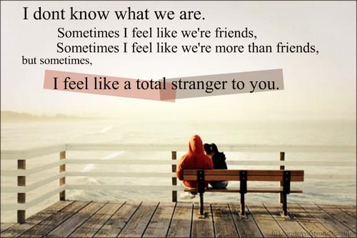 Stranger quote #3
