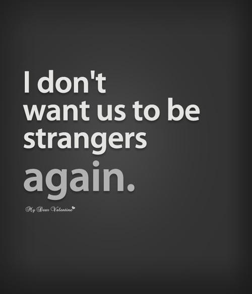 Stranger quote #8