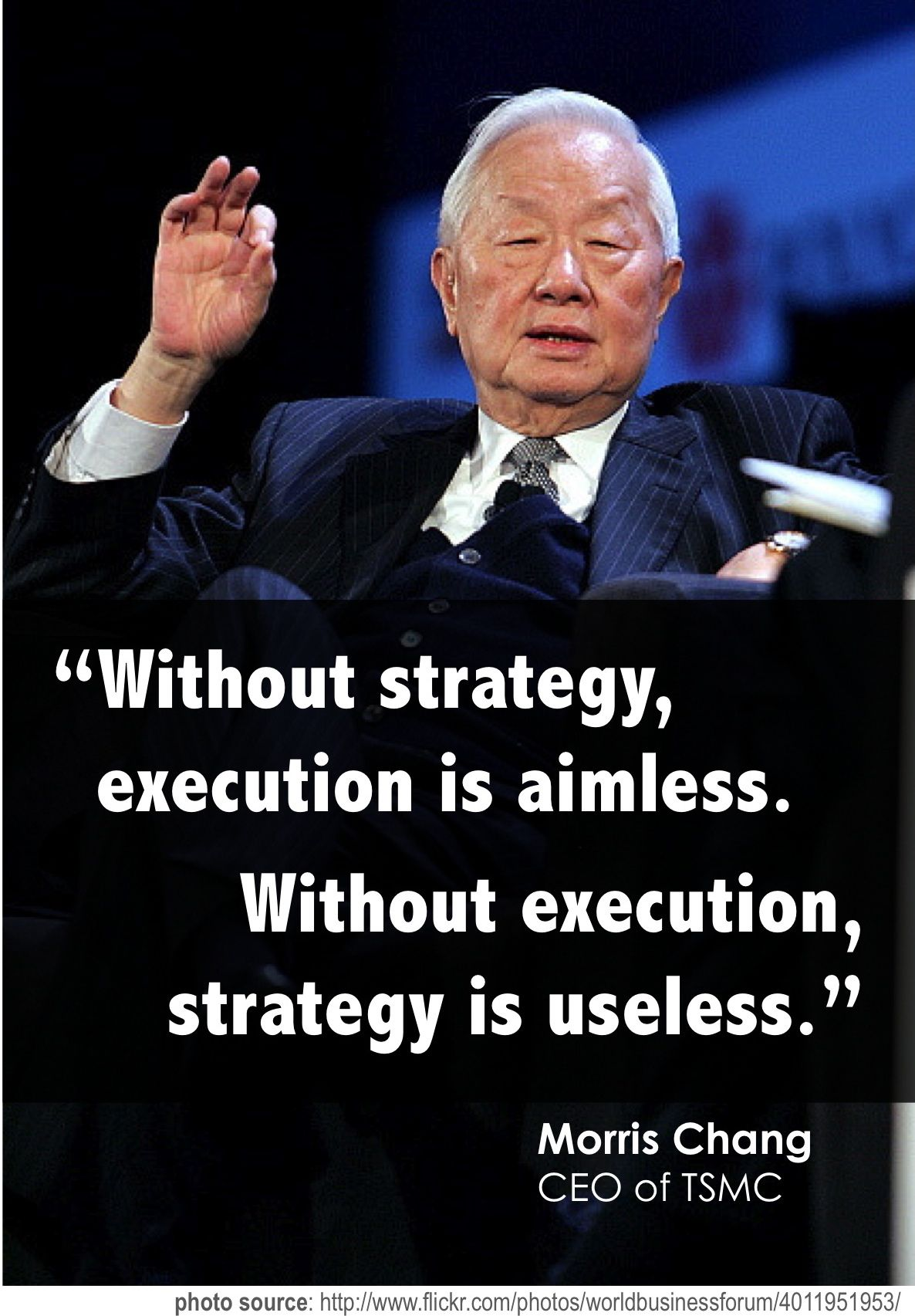 Strategy quote #1