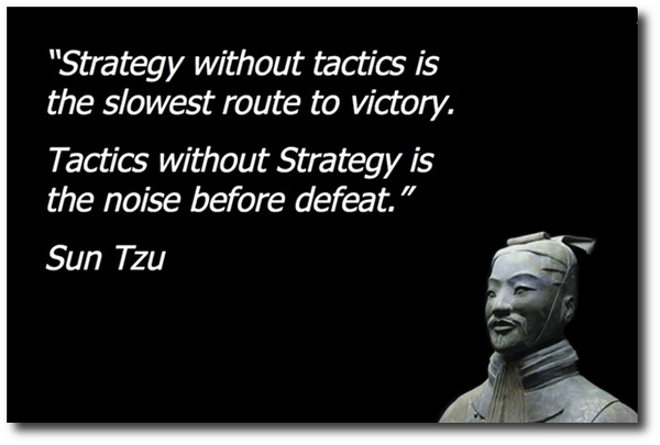 Strategy quote #7