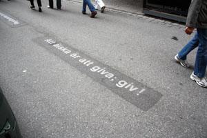 Street quote #8