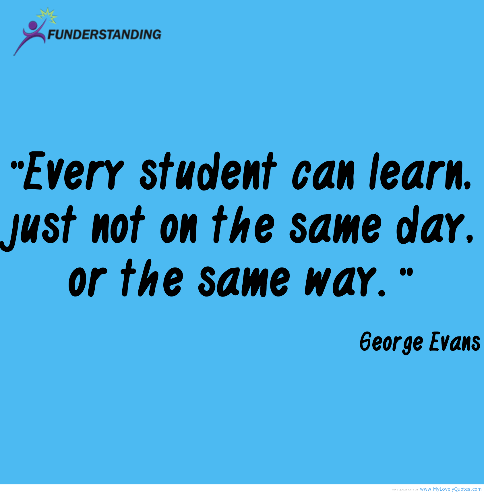 Student quote #1
