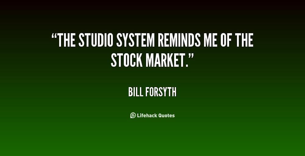 Studio System quote #2