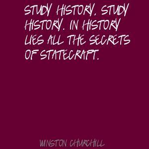 Study History quote #2