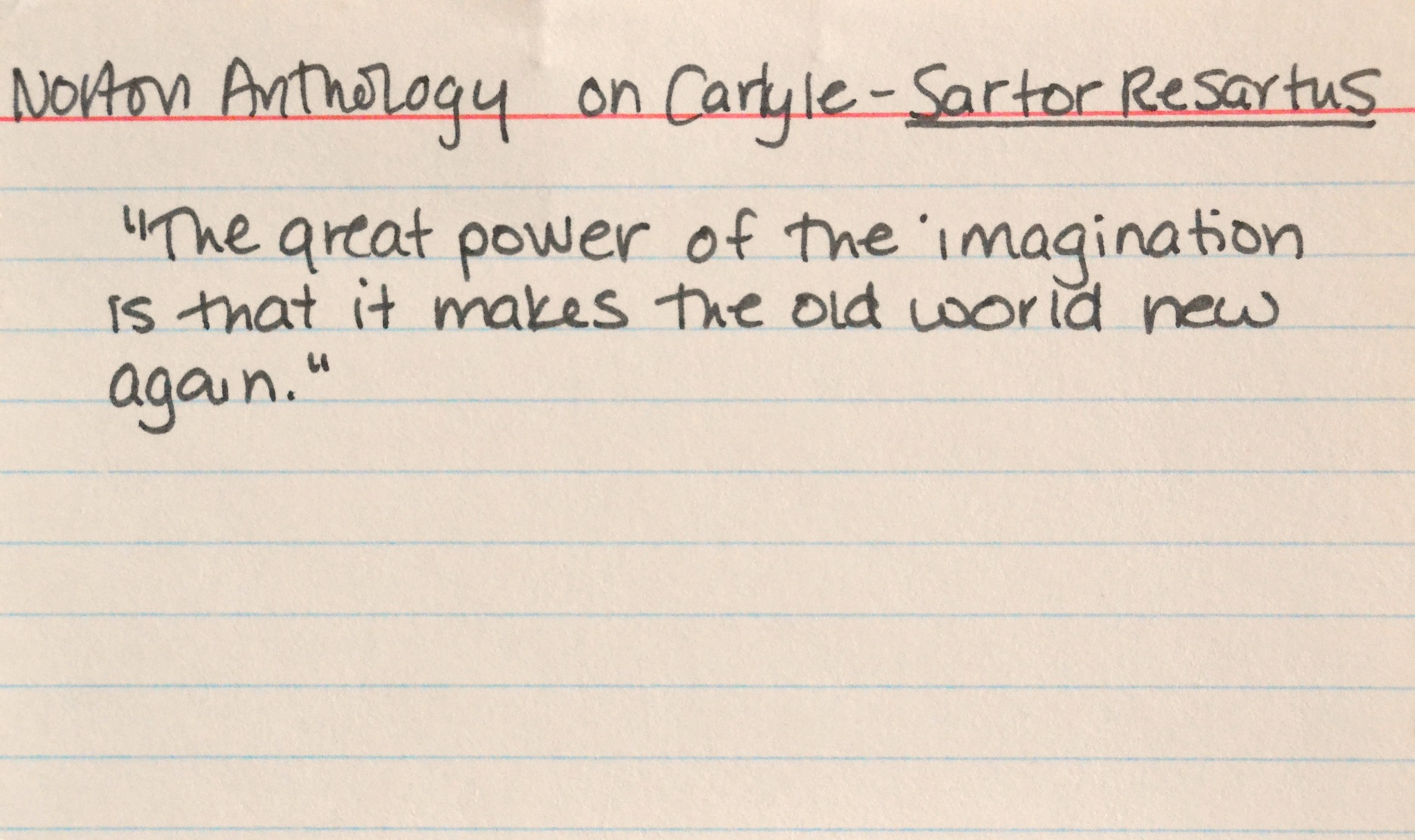 Studying quote #1