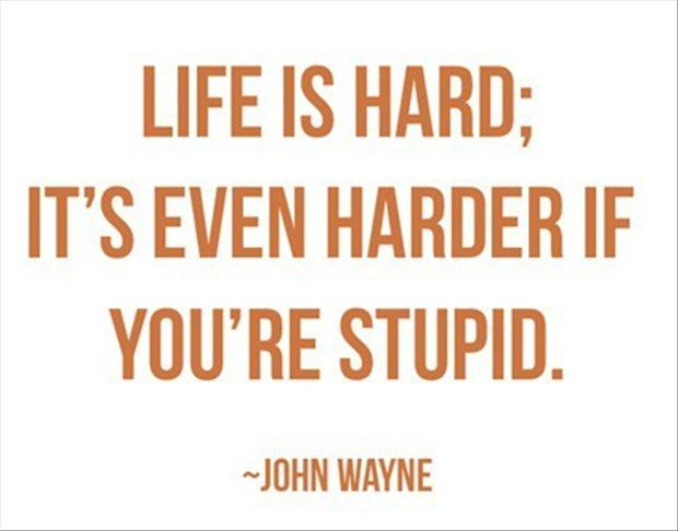 Stupid quote #4