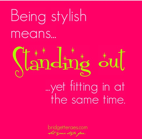 Style quote #4