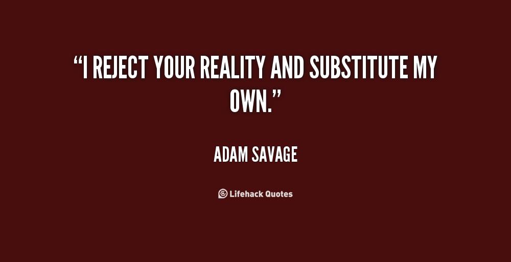 Substitute quote #6