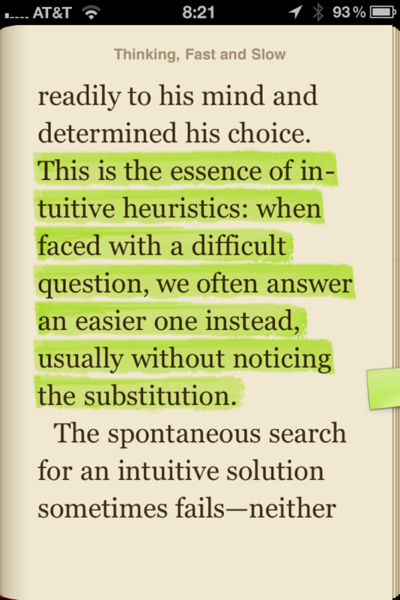 Substitution quote #1