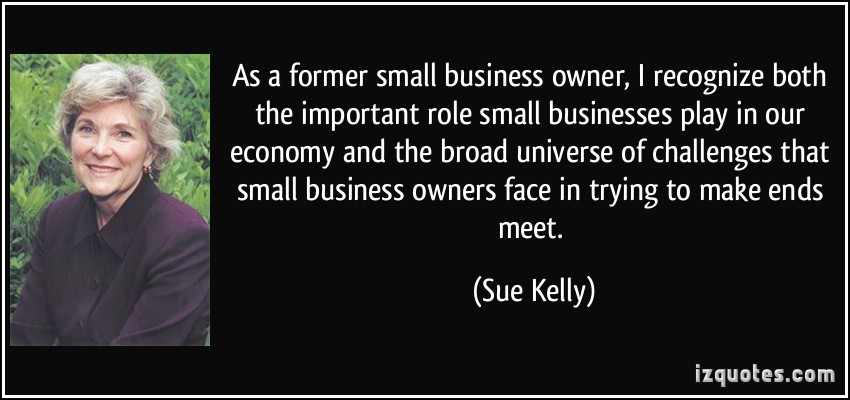 Sue Kelly's quote #5