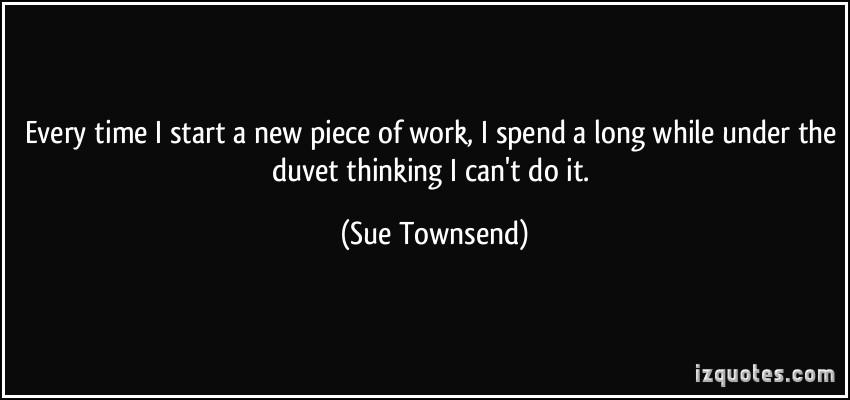 Sue Townsend's quote #1
