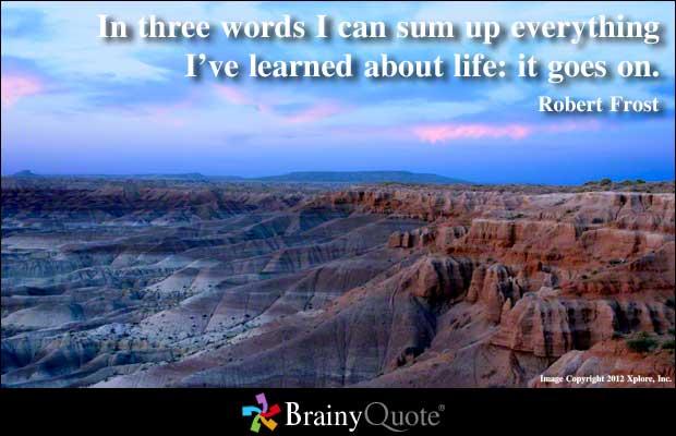 Sum quote #1