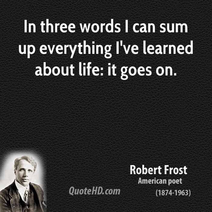 Sum quote #3