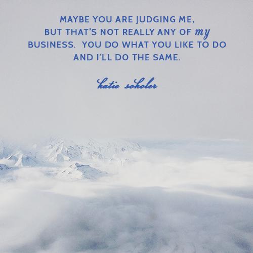 Summit quote #1