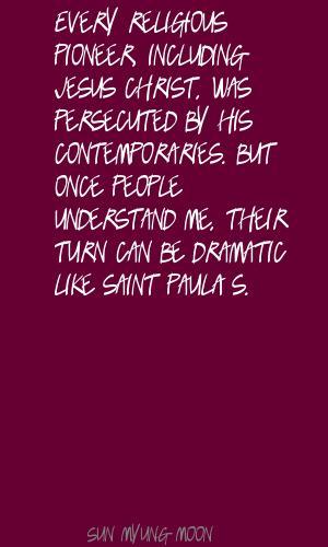 Sun Myung Moon's quote #2