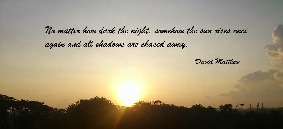 Sunrise quote #3