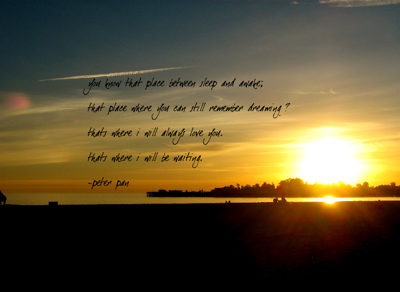 Sunset quote #5