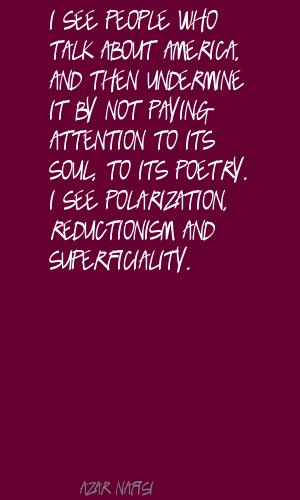 Superficiality quote #2