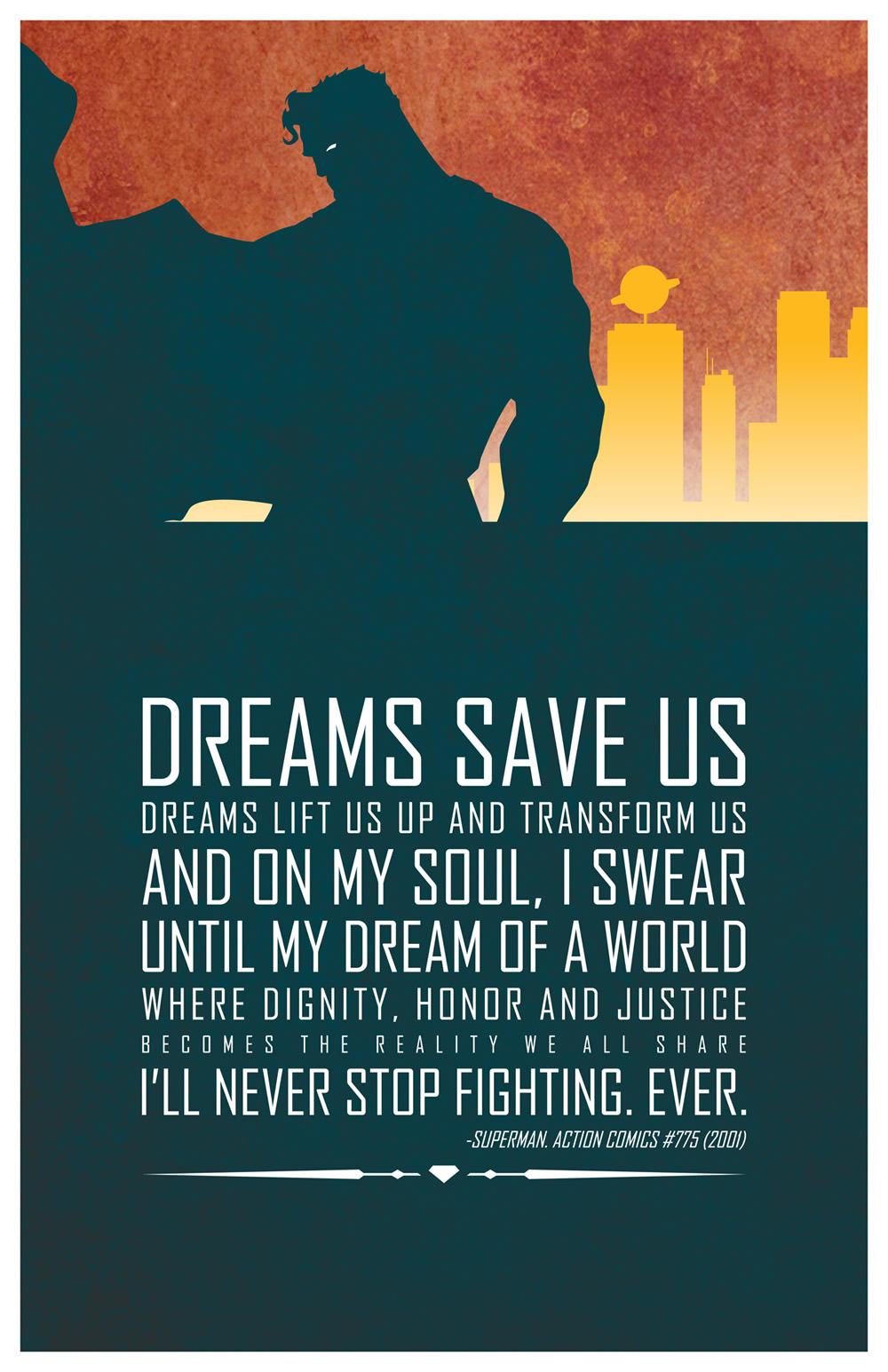 Superhero quote #4