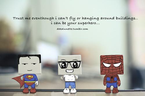 Superhero quote #8