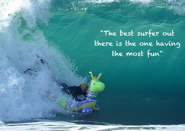 Surfing quote #6
