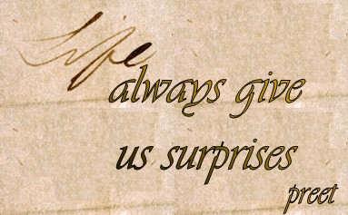 Surprises quote #4