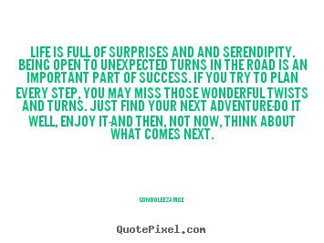 Surprises quote #7