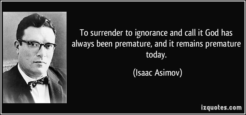 Surrendering quote #2