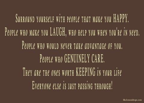 Surround quote #1