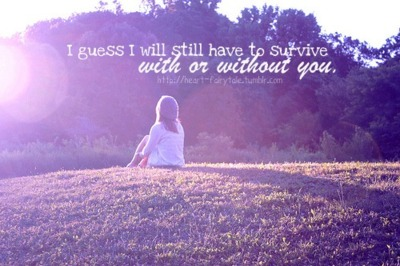 Survive quote #1