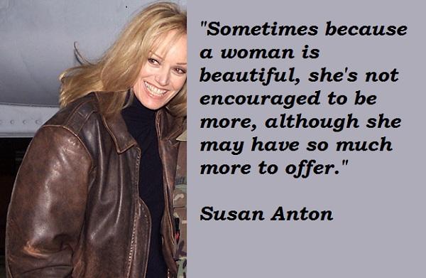 Susan Anton's quote #1