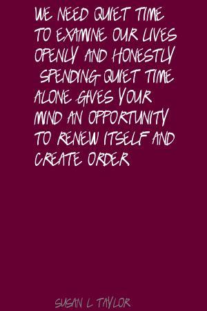 Susan L. Taylor's quote #1