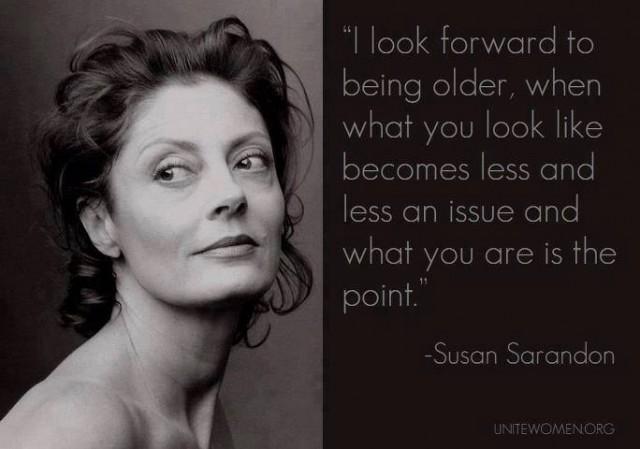 Susan Sarandon's quote