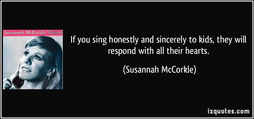 Susannah McCorkle's quote #4