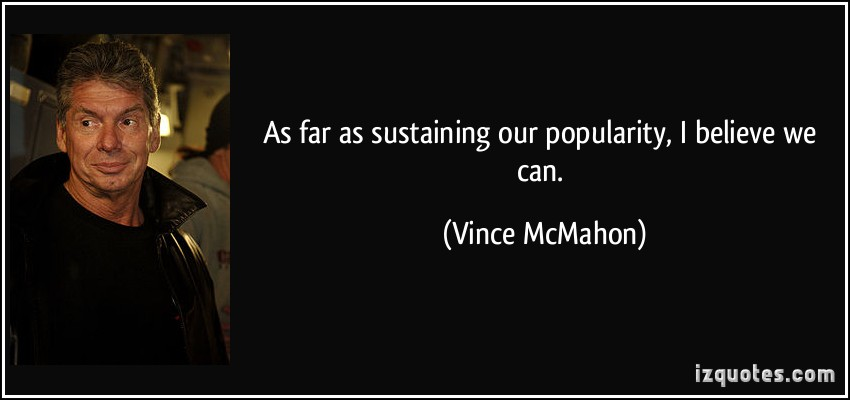 Sustaining quote #1
