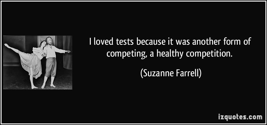 Suzanne Farrell's quote #4
