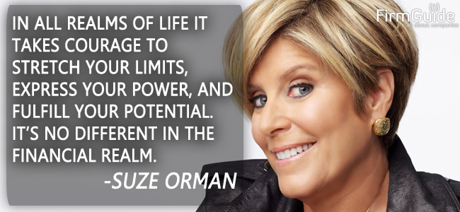Suze Orman's quote #3