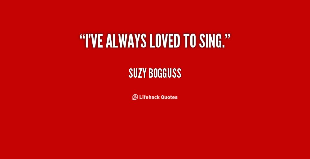 Suzy Bogguss's quote