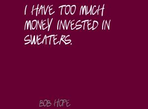 Sweaters quote #1