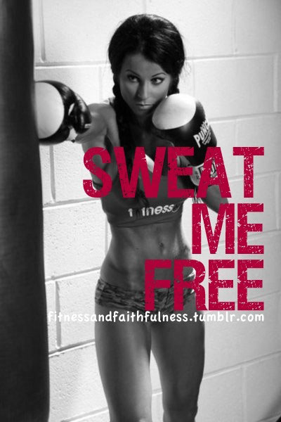 Sweating quote #1