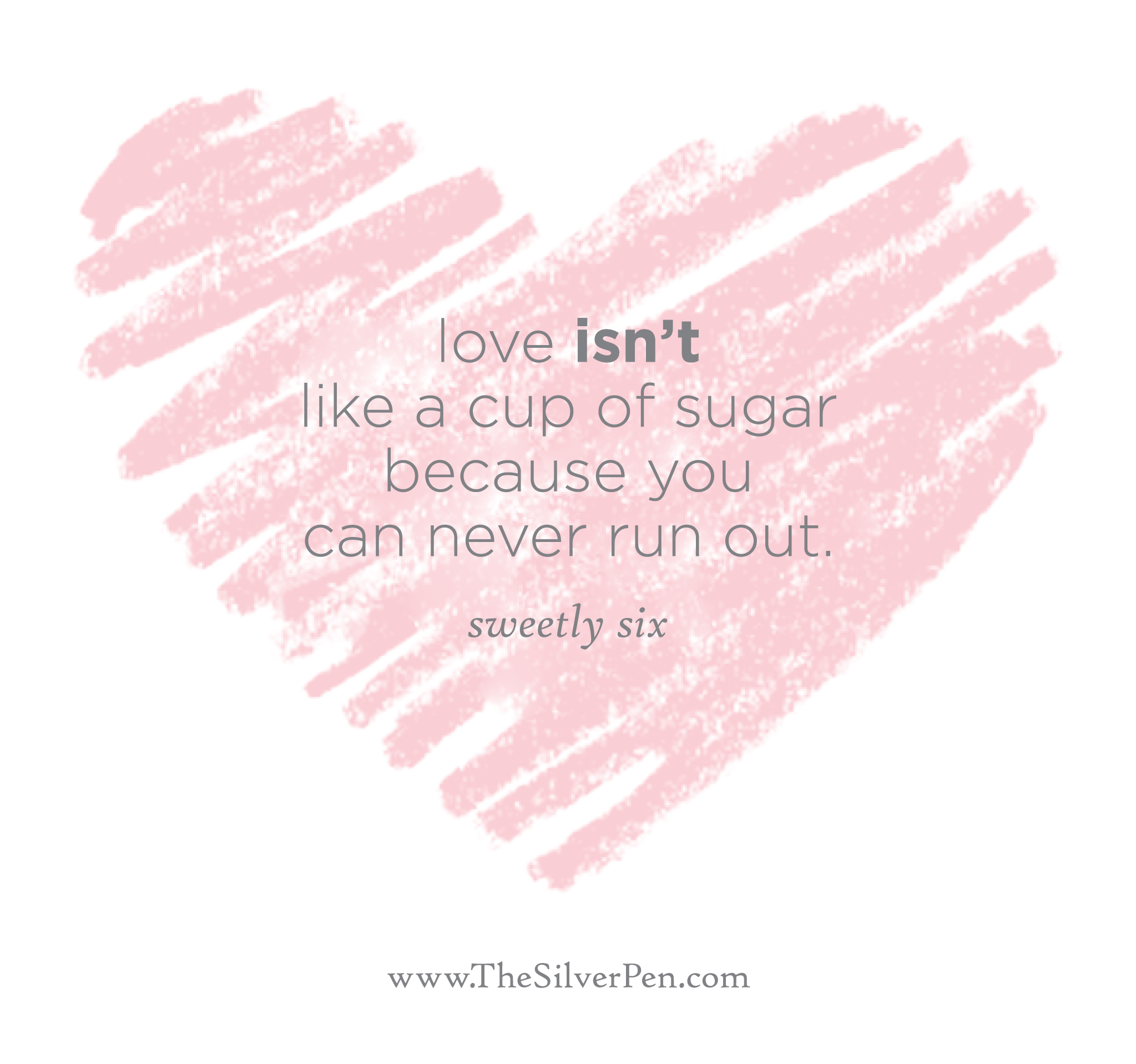 Sweetly quote #2