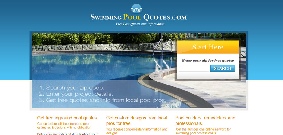 Swimming Pool Image Quotation 6 Sualci Quotes