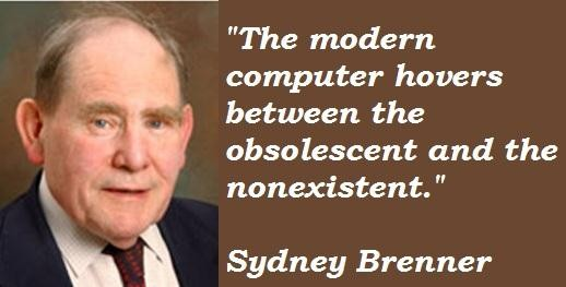 Sydney Brenner's quote #2