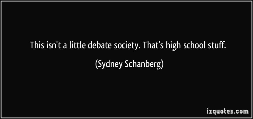Sydney Schanberg's quote #1