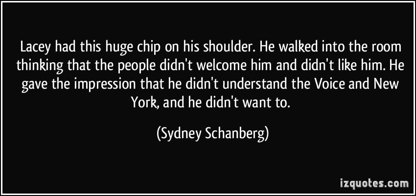 Sydney Schanberg's quote #4
